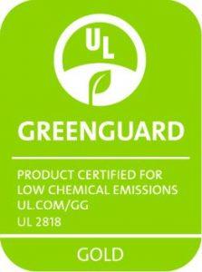 GreenGuard Gold Certification Nest Bedding