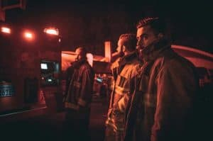 firefighters working night shift is also a circadian rhythm disorder