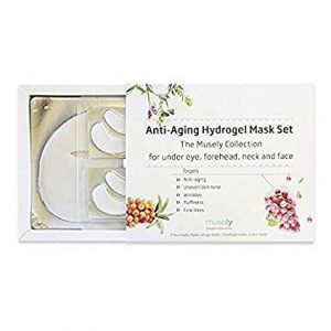 Anti-Aging Hydrogel Mask Set