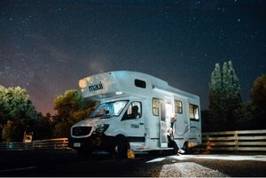 RV 101: Sleeping in an RV & Best Places to Sleep
