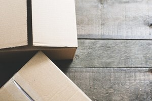 Source Cardboard boxes for Free