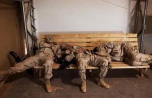 How Much Sleep Do You Get In Marine Boot Camp
