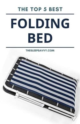 Best Folding Bed_ The Top 5 In 2019 Reviewed & Compared – Complete With Buyer's Guide