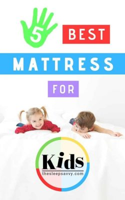 Best Mattress for Kids (2019)_ The Top 5 Reviewed, Compared & Complete with Buyer's Guide