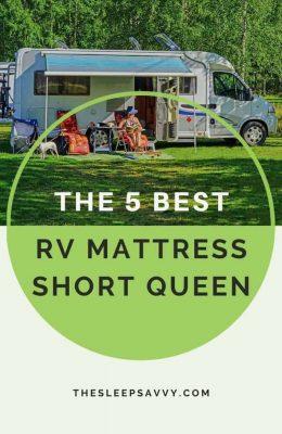 Best RV Mattress Short Queen_ Top 5 Reviewed & Compared