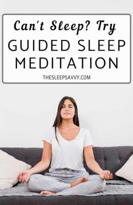 Can't Sleep_ Try Guided Sleep Meditation – Here's Who To Follow!5