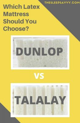 Dunlop Vs Talalay_ Which Latex Mattress Should You Choose_2
