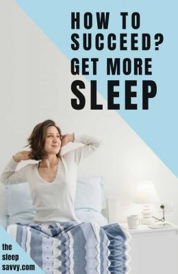 We Asked Arianna Huffington How To Succeed Get More Sleep She Said! 2